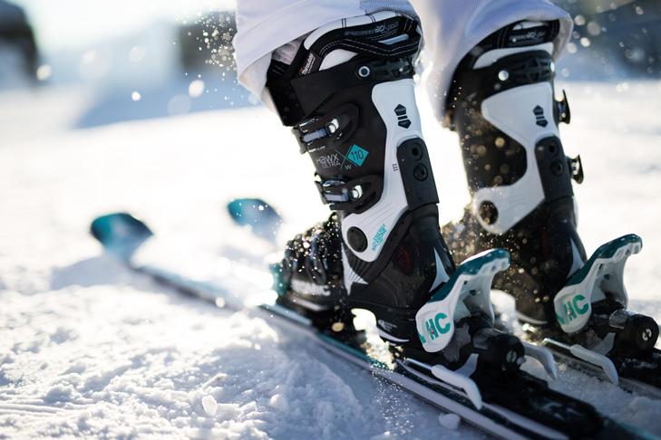 Piste skischoenen