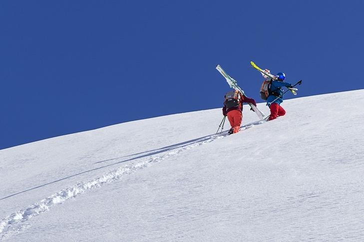 Freeride skischoenen