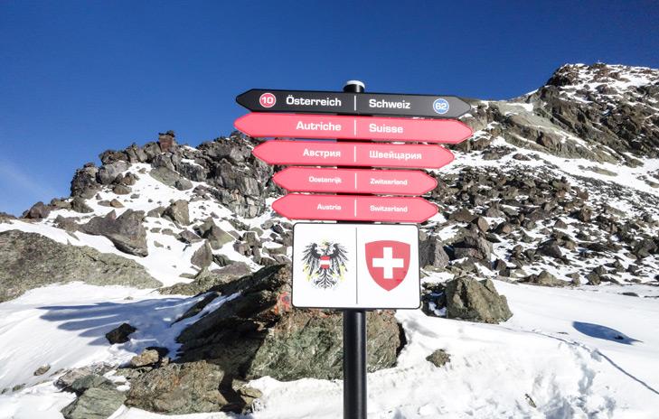 Skiën in Oostenrijk en Zwitserland in skigebied Silvretta Arena Ischgl - Samnaun