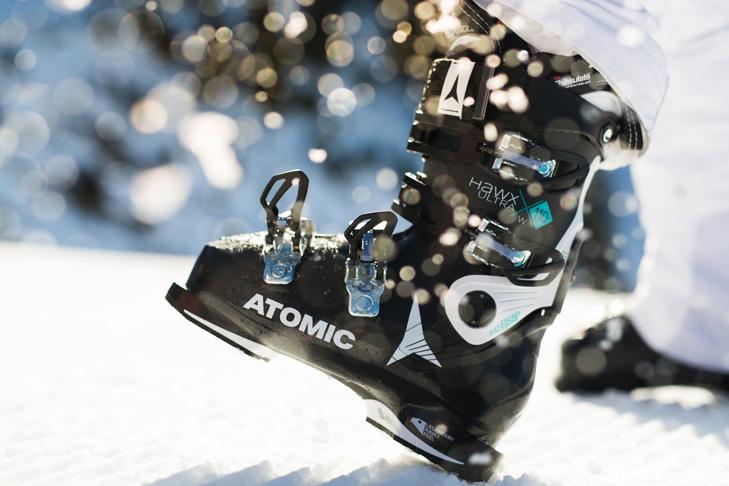 Atomic skischoenen