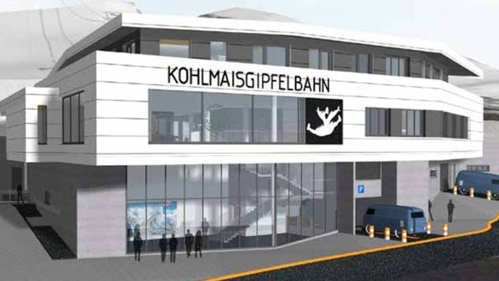 Design Kohlmaisbahn