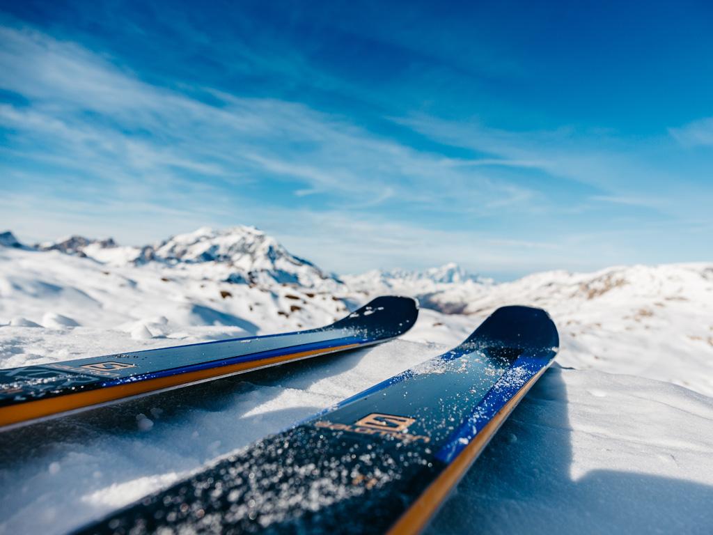 Salomon XDR 84 Ti: een nieuwe ski voor elk terrein