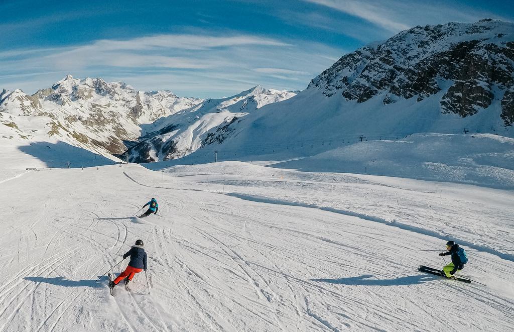 De Salomon XDR 84 Ti voor alle soorten sneeuw