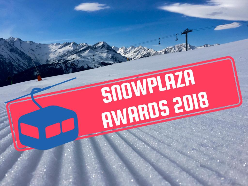 Snowplaza Awards 2018