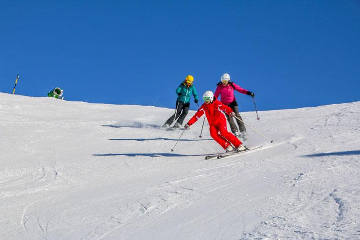 parallel skien