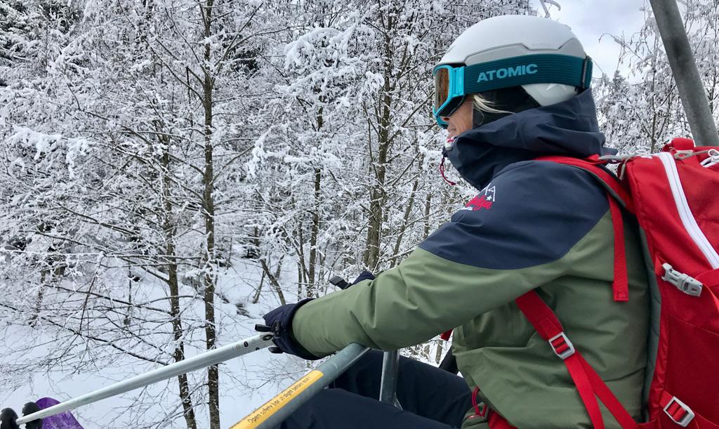 Skilift St. Johann in Tirol