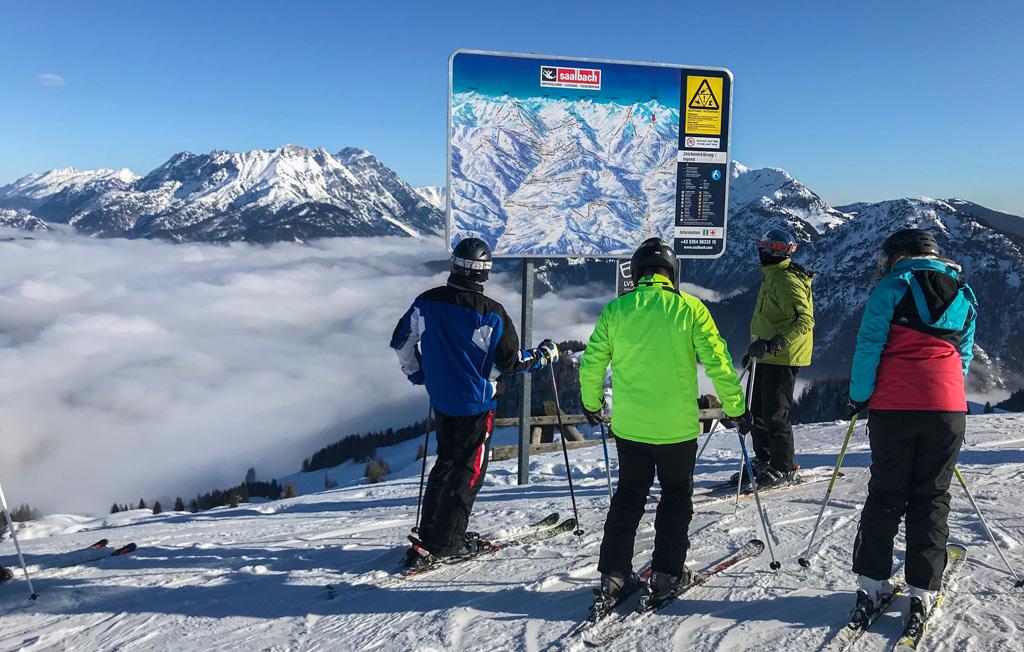 Skiën in Fieberbrunn