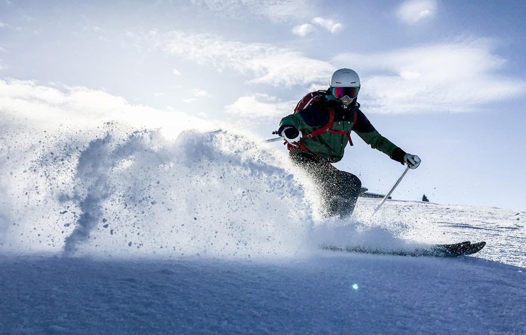Skiën St. Johann