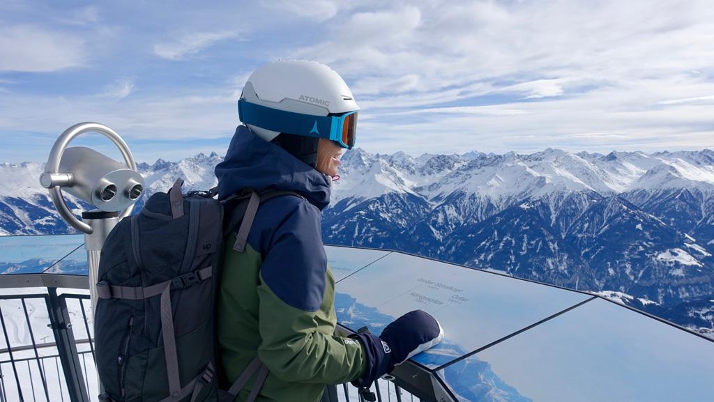 Uitzicht vanaf de Zwölferkopf (2496 meter)
