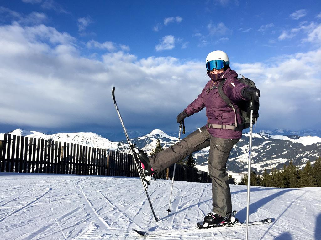 Skisafari Kitzski en SkiWelt