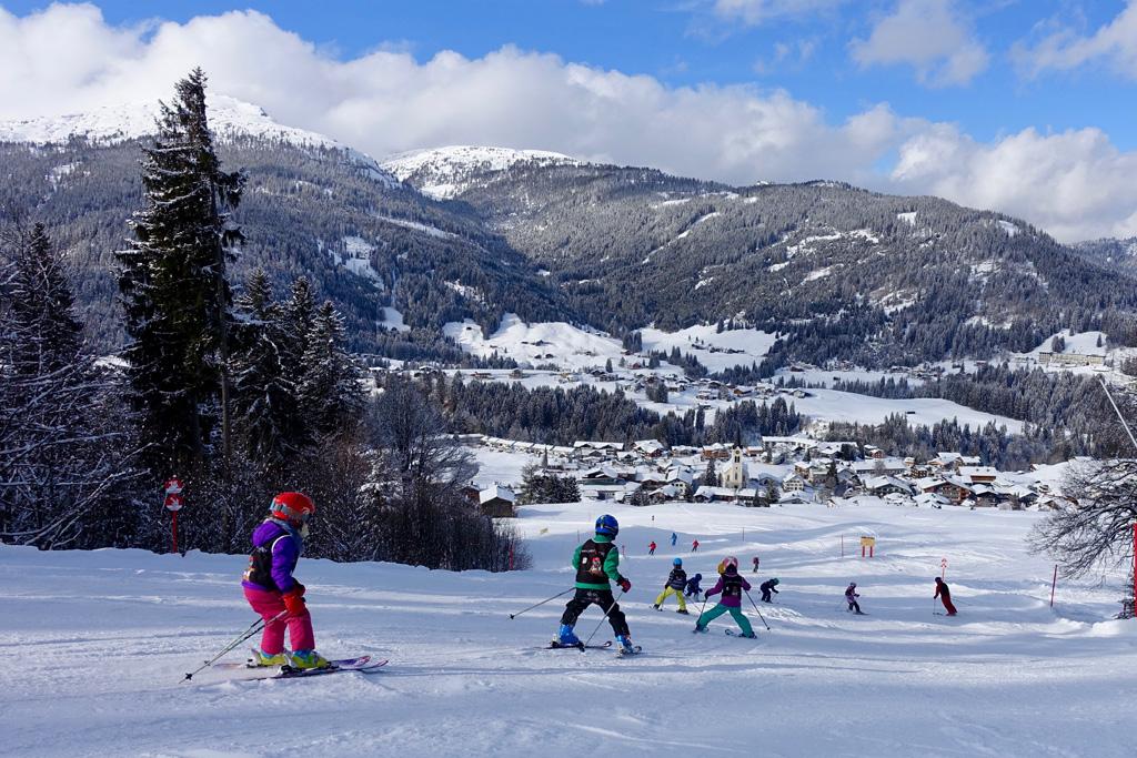 Gratis skiën voor kids tot 16 jaar