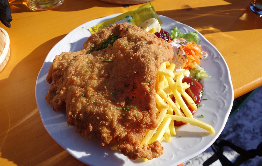 Sonnalm Schnitzel