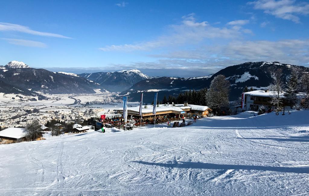 Skiën St. Johann & Oberndorf