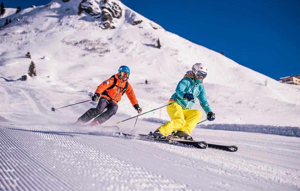 Wintersport Gastein