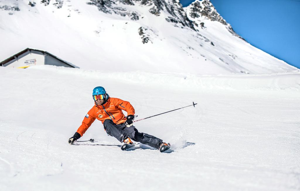 Skiën Gastein