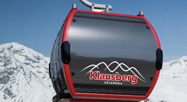 Cabine van Panorama gondel Klausberg