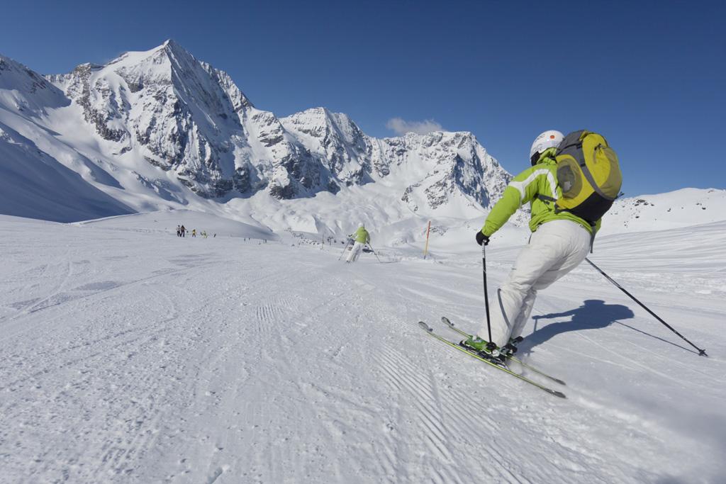 Sulden en Trafoi: skiën in het Nationaal Park Stelvio