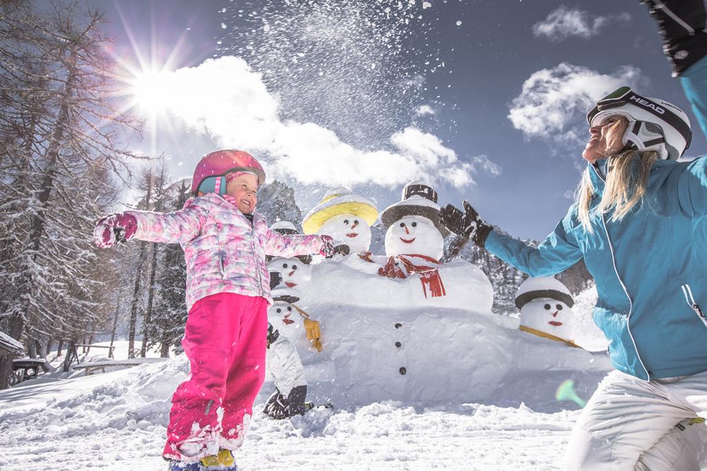 3 Zinnen: wintersporten in een spectaculair decor