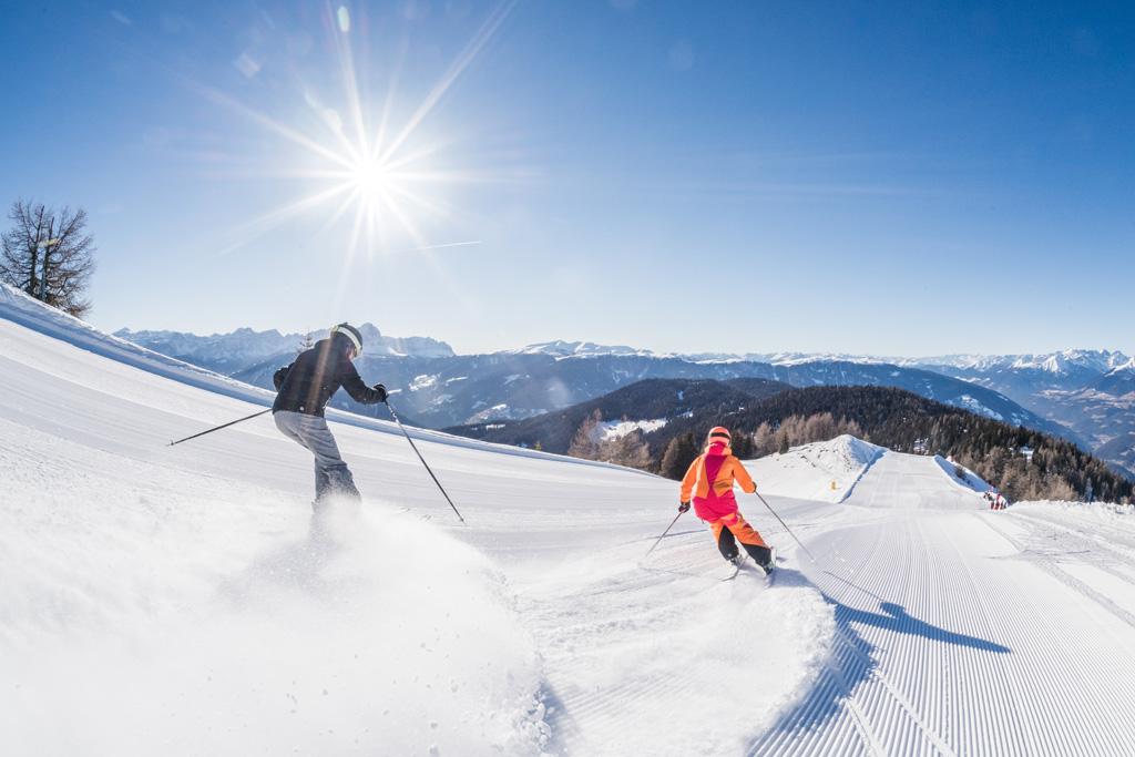 Wintersport in Zuid-Tirol: ideaal voor families met kinderen