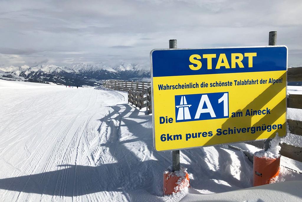 Lungau & Katschberg: piste A1