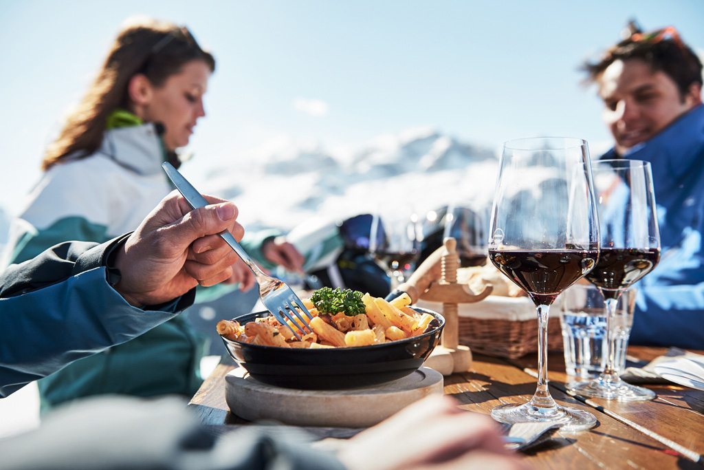 Culinair genieten in Zuid-Tirol