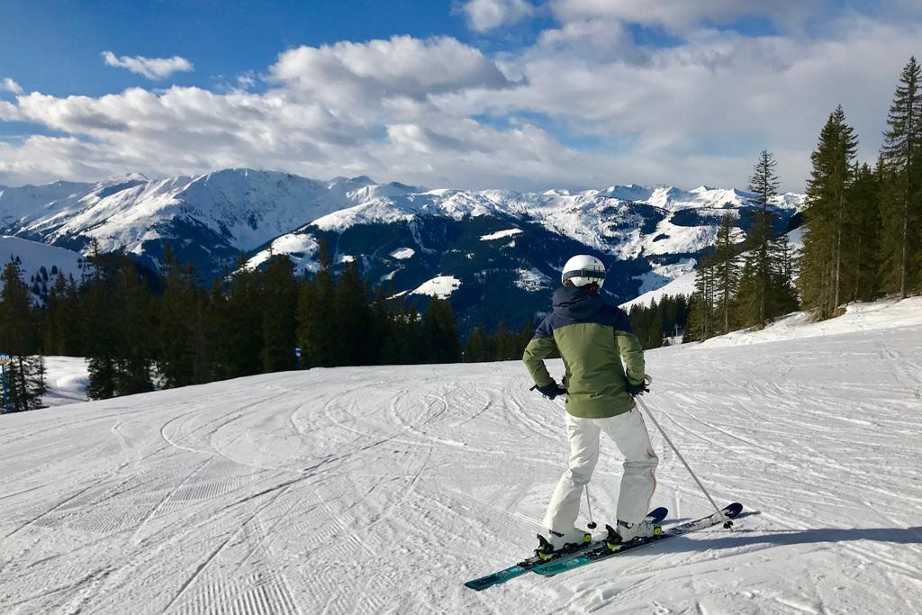 Skiën op de pistes in Westendorf, SkiWelt Wilder Kaiser - Brixental