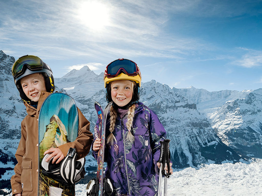 """""""Kids4Free"""" campagne in Zwitserland"""