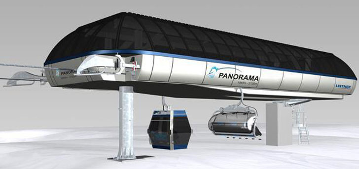 Telemix Panorama lift