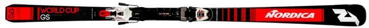 Skitest winnaar Nordica Dobermann GS WC