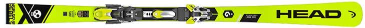 Testwinnaar beste slalom carver: Head i.Race Pro