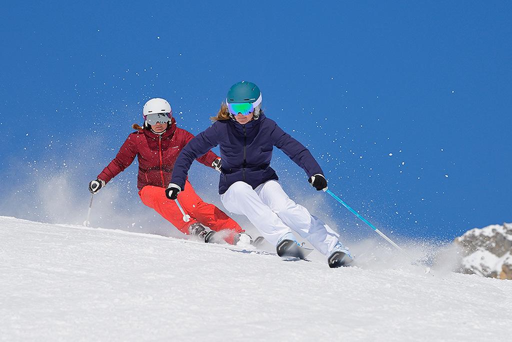 Betere kwaliteit en lichtere ski's