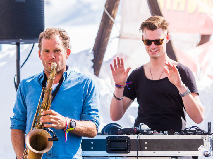 Saxofoon Dutchweek