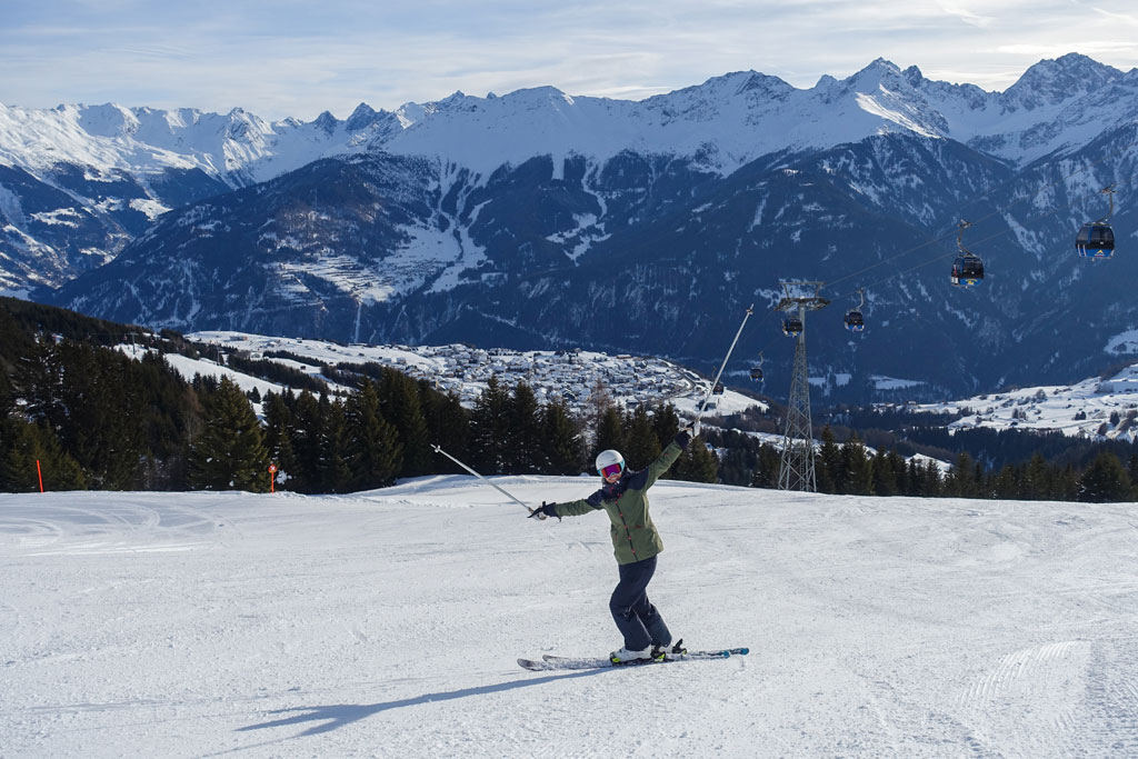Skiën in skigebied Serfaus-Fiss-Ladis