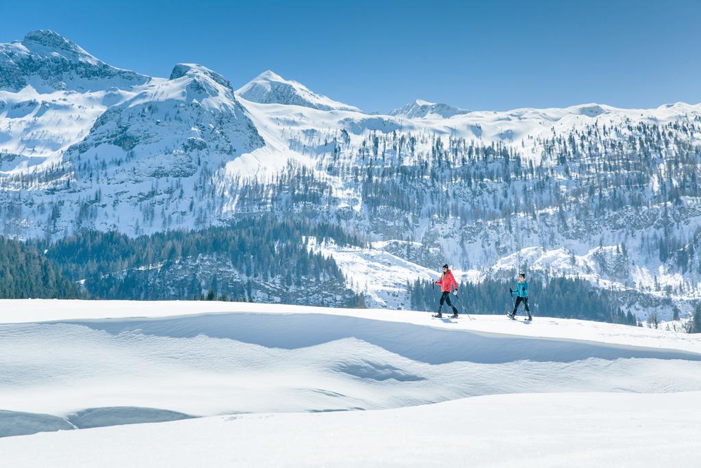 Sneeuwschoenwandelen in Obertauern