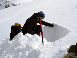 Measuring avalanche risk