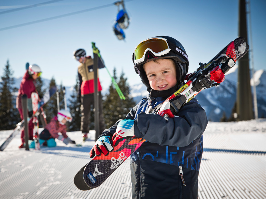 Family tips for the Skicircus