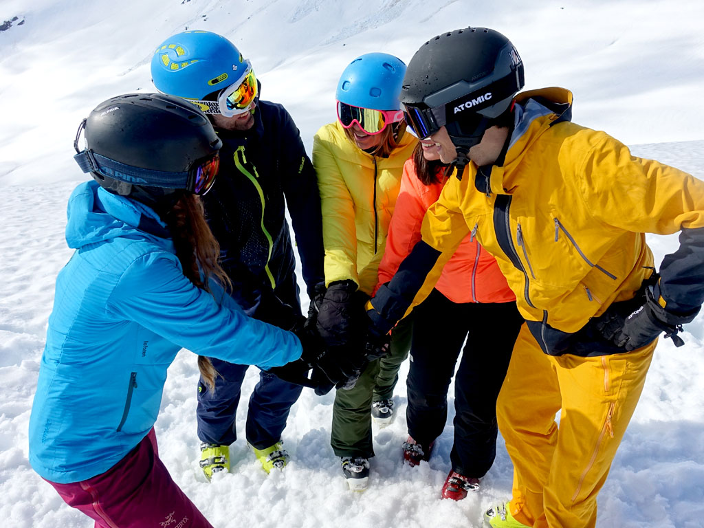 Ski holiday resolutions