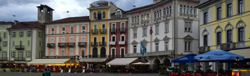 Grand Tour of Switzerland: Ticino