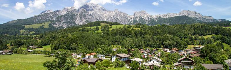 10 hooggelegen bergdorpen in de Alpen