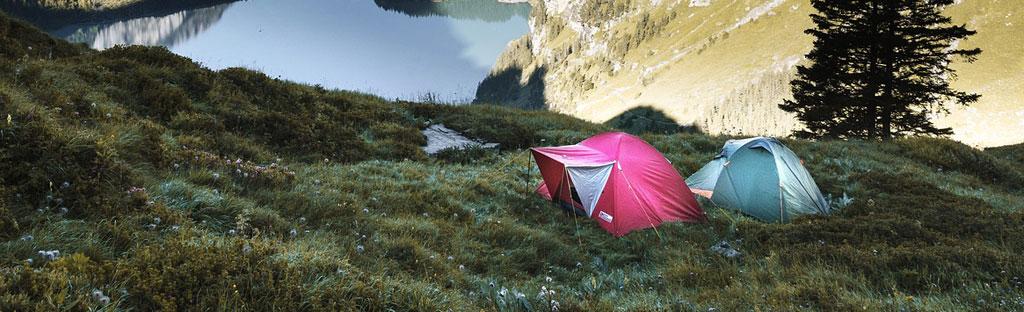 De mooiste campings van Oostenrijk