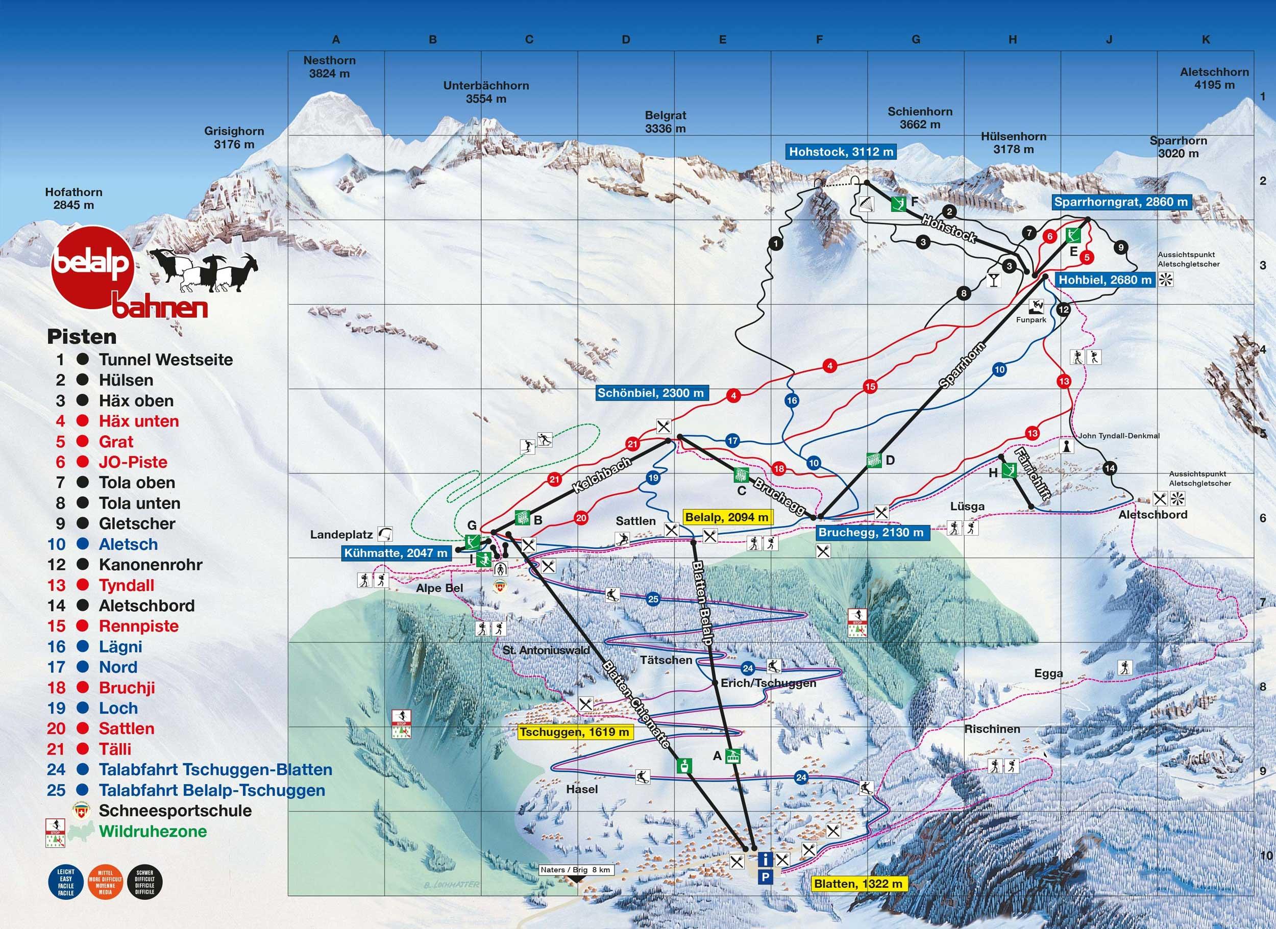 Ski map Belalp (Switzerland) Ski Switzerland Map on the maldives map, budapest map, isle of man map, berlin map, malta map, denmark map, portugal map, slovakia map, austria map, lithuania map, geneva map, the usa map, tunisia map, hamburg map, swiss map, poland map, latvia map, prague map, snow map, cyprus map,