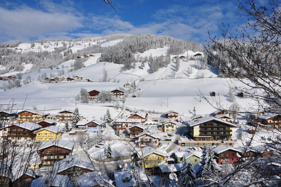 kleinarl schneehöhe