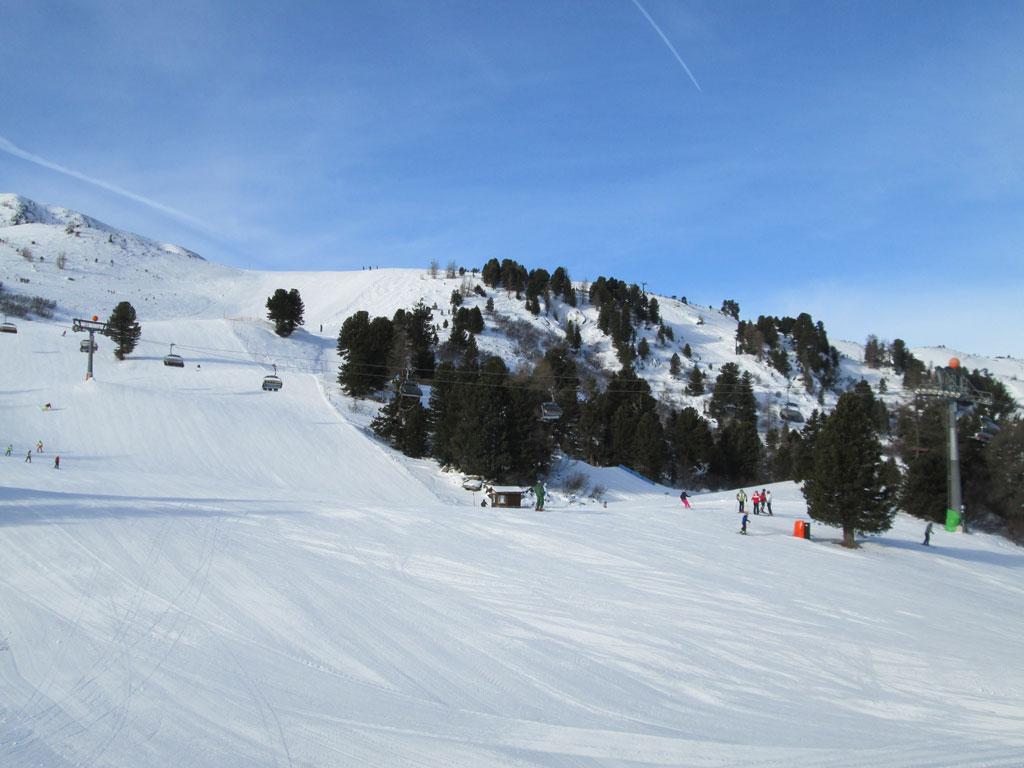 Turracher h he skigebiet in sterreich for Turracher hohe skigebiet
