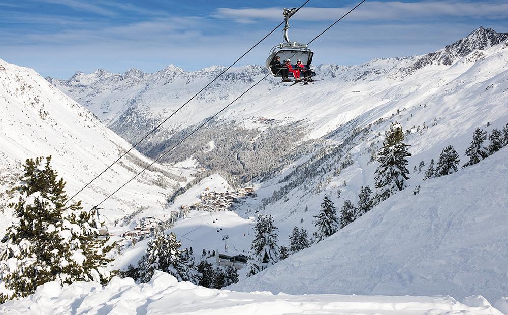 Obergurgl-Hochgurgl | skiing in Austria