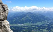 Beklimming van de hoogste berg in de Wilder Kaiser: Ellmauer Halt