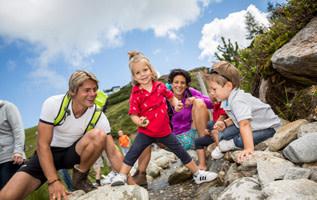 Nassfeld-Presseger See, een bergwereld voor het hele gezin