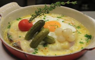 Recept: Croûte au fromage