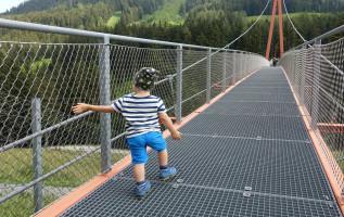 Top 10 hangbruggen in de Alpen