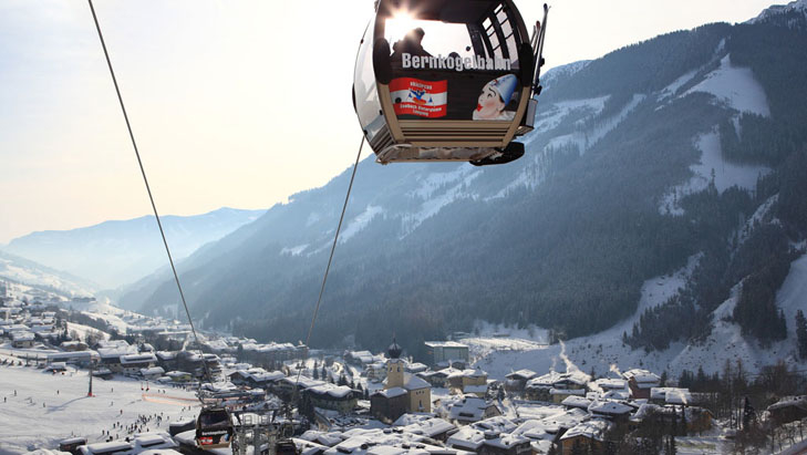 Gondola at the Skicircus