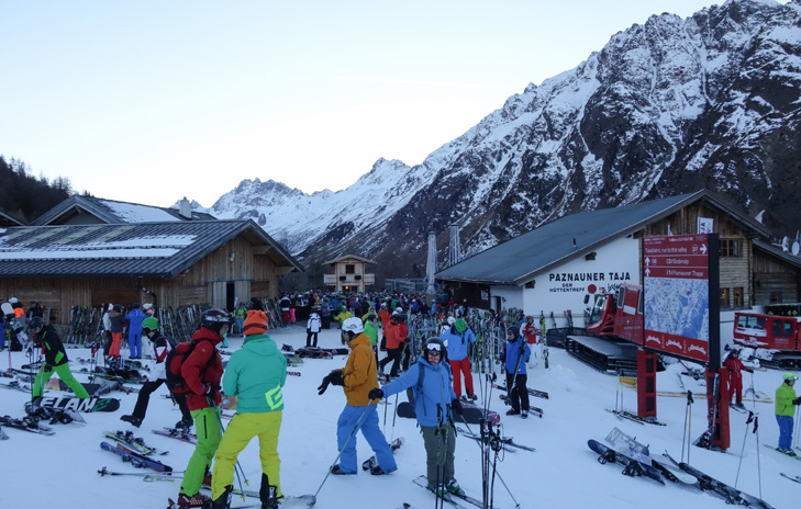 The 9 most recognisable fears on a ski holiday